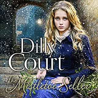 The Mistletoe Seller                   By:                                                                                                                                 Dilly Court                               Narrated by:                                                                                                                                 Annie Aldington                      Length: 12 hrs and 44 mins     81 ratings     Overall 4.5