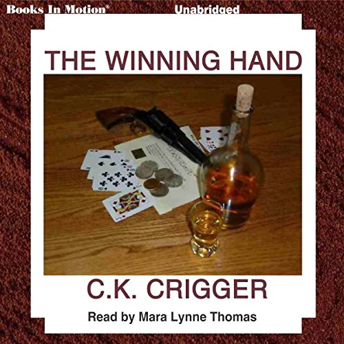 The Winning Hand audiobook cover art