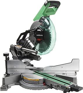 hitachi c10fsb 10 sliding dual compound miter saw