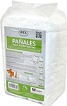 Reutilizable Lavable para peque/ño Perro Razas Color al Azar Yunt Macho Perro Transpirable higiene Quitar Mascota Vientre Banda unrine Marcado Cachorro Sanitaria Pant