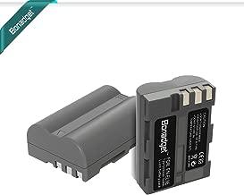 Bonadget 2000mAh EN-EL3E Replacement Battery Compatible with Nikon D700 D90 D300S D300 D200 D80 D50 D70S D70 D100 D900 Digital Cameras( 2 Pack )