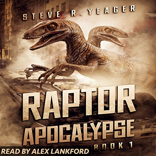 Raptor Apocalypse audiobook cover art