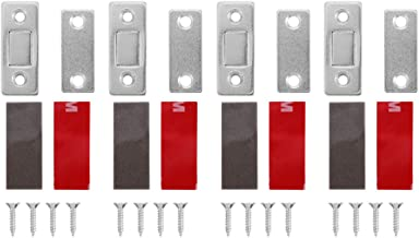 DOITOOL 8 stk. Kastdeurmagneten hoogwaardige premium duurzame professionele kastdeur magneetsluiting dunne magneetkastslui...