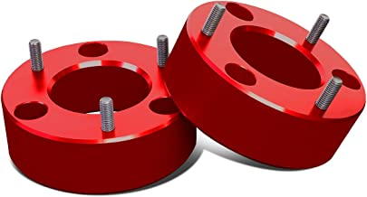 For Chevy Silverado/GMC Sierra Red Front 3 inches High Mount Leveling Lift Kit Spacers