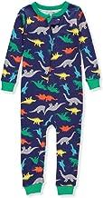 Carter's 1 pieza de pijamas de algodón sin pies ajustados para bebé-niños 12 meses Dinosaurios