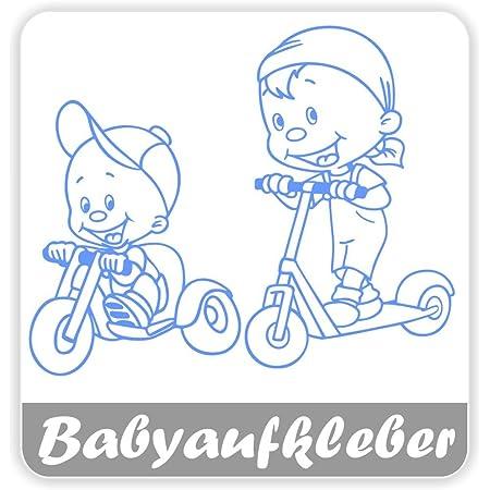 Babyaufkleber Geschwisteraufkleber Für Auto Mit Wunschtext Gs 16 Baby