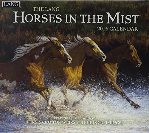 Horses in the Mist 2016 Calendar: Bonus Download