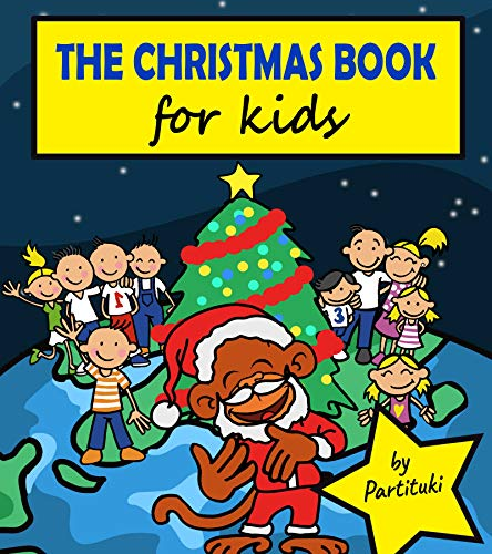 The Christmas Book for Kids (English Edition)