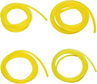 eBoot 20 Feet Petrol Fuel Line Hose with 4 Sizes Tubing for Common 2 Cycle Small Engine