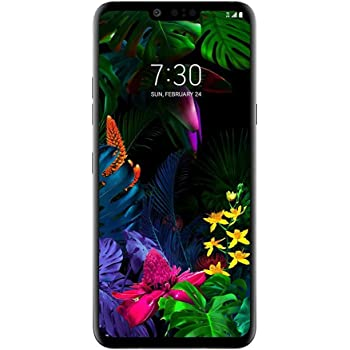 AT&T Wireless LG G8 ThinQ - 128GB - Aurora Black - LM-G820UMA (Renewed)