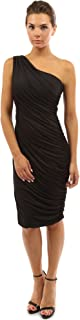 Women One Shoulder Cocktail Dress