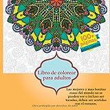 Libro de colorear para adultos - Las mejores y mas bonitas cosas del mundo no se pueden ver o incluso ser tocadas, deben ser sentidas con el corazon. (Mandala)
