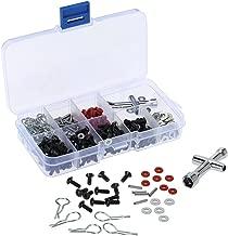 ShareGoo Special Repair Tool & Screws Box for 1/10 HSP RC Car (240/Lot)