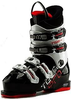azul y blanco Tecno Pro kids bota de esquí alpino Skitty
