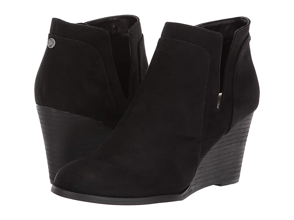 Anne Klein Retro Bootie (Black) Women