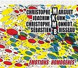 Emotions Homogènes