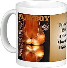 January 1954 Thru 2000 Playboy Magazine Covers on 11 Oz Coffee Mug (11 Oz) (1982)