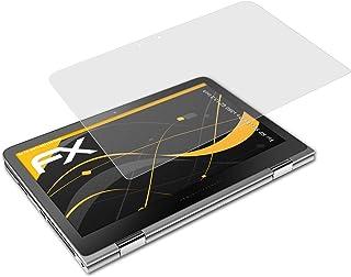 atFoliX Skärmskydd är kompatibel med HP Spectre Pro x360 G2 13,3 Inch Skyddsfilm, antireflekterande och stötdämpande FX Fi...