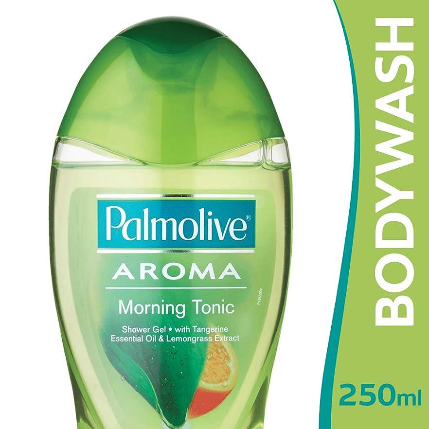 ヒゲクジラパワータンクPalmolive Bodywash Aroma Morning Tonic Shower Gel - 250ml