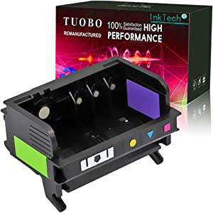 Tuobo Remanufactured 920 Printer Head Replacement for 920 Printhead 4 Slot Compatible with OfficeJet 6000 OfficeJet 6500 OfficeJet 6500A OfficeJet 7000 OfficeJet 7500A Printer (1 Pack)