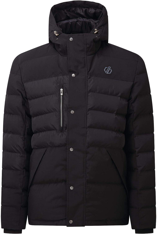 Respirante Et Isolante Avec Doublure Chaude Jackets Waterproof Insulated Dare 2b Mens Endless Veste /À Capuche Imperm/éable