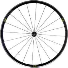 Oval Concepts 327 700c Alloy Road Bike Front Wheel Clincher Red/Silv QR New