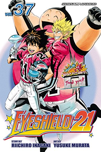 EYESHIELD 21 TP VOL 37 (OF 37)