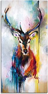 Best colorful deer art Reviews