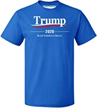 Promotion & Beyond Trump 2020 Keep America Great Wavy Men's T-Shirt