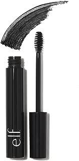 (6 Pack) e.l.f. Studio Waterproof Lengthening & Volumizing Mascara - Black