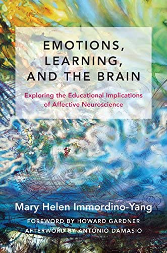 Emotions Learning and the Brain Exploring the Educational Implications of Affective Neuroscience product image