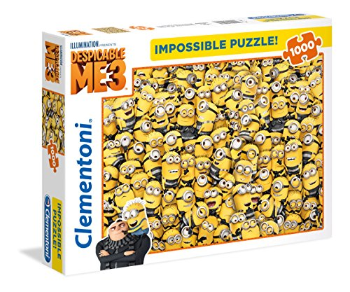 Clementoni 39408 Impossible Minions Puzzel