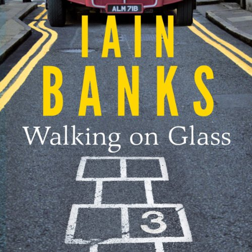 Walking On Glass audiobook cover art