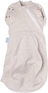 THE Gro Company 舒适婴儿包巾/襁褓 (5–5.4kilogram 石灰色/cosy)