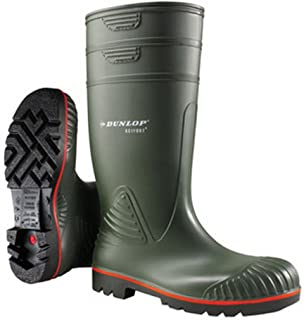 Dunlop Mens Acifort Heavy Duty Full Safety Wellies