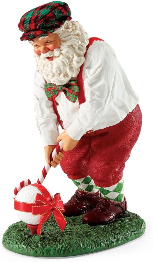 Department 56 Possible Dreams Sweet 9.7 Al sold out. inch Tee Figurine Mail order cheap Santa