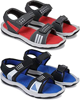Zenwear Combo Pack of 2, Sandal and floaters for Men