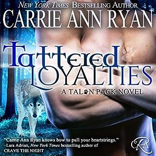 Tattered Loyalties audiobook cover art
