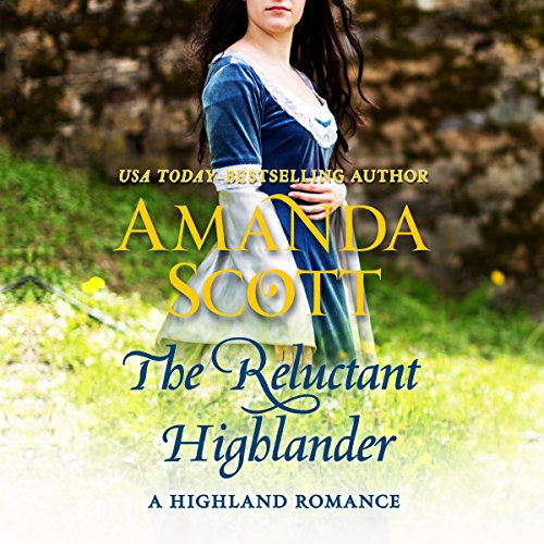 The Reluctant Highlander audiobook cover art