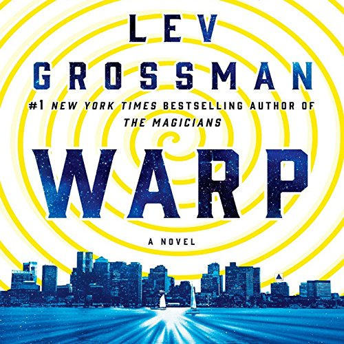 Warp                   By:                                                                                                                                 Lev Grossman                               Narrated by:                                                                                                                                 Kirby Heyborne,                                                                                        Lev Grossman                      Length: 5 hrs and 25 mins     49 ratings     Overall 2.5