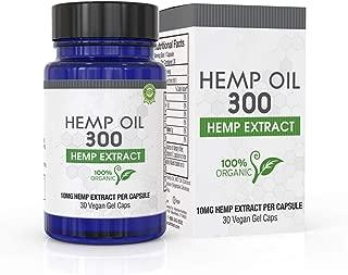 Absolute Nutrition Hemp Oil Capsules 30ct