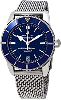 Breitling Superocean Heritage II Automatic Chronometer Blue Dial Men's Watch AB2010161C1A1
