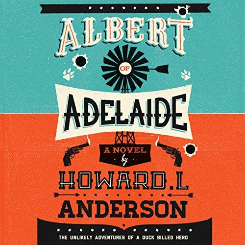 Albert of Adelaide cover art