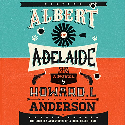 Albert of Adelaide audiobook cover art