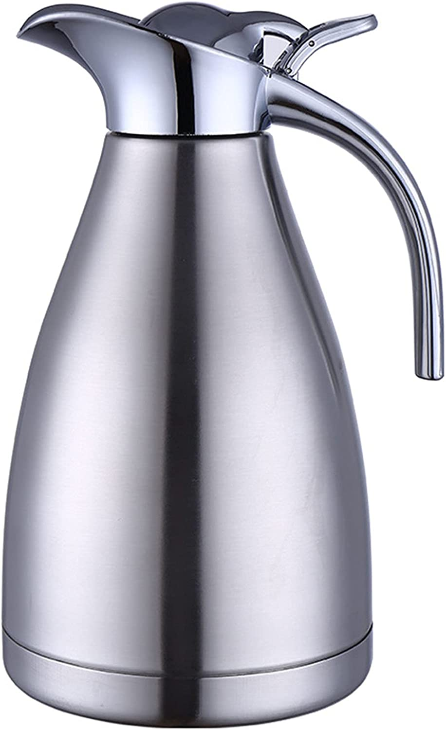 Bedside Water Carafe Large Stainless Popular shop is the lowest price Indefinitely challenge Keep Thermos Carafes Steel