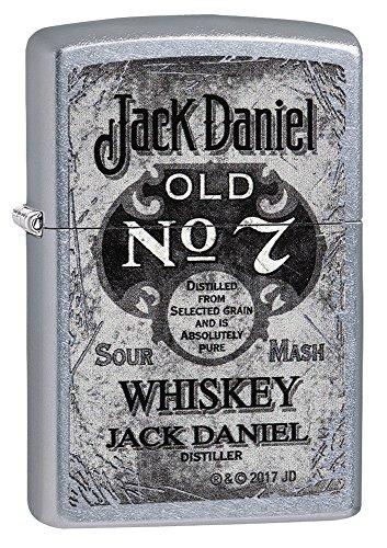 Zippo JACK Daniels benzine-aansteker, messing,