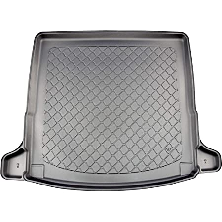 Nomad Auto Tailored Fit Durable Black Boot Liner Tray Mat Protector for Mercedes E Class 2016 on Saloon