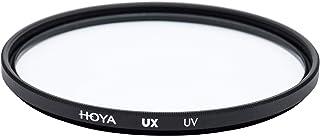 Hoya UX UV-filter 58 mm, UV-beschermingsfilter, 10-voudige coating voor reflecterende onderdrukking, waterafstotend, zeer ...