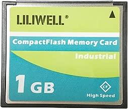 LILIWELL Original TS1GCF133 1GB 133x Type I Compact Flash...