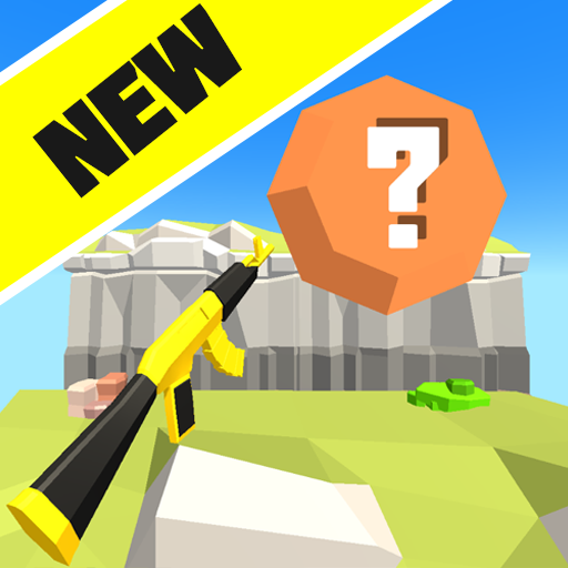 Gun Blaster : The Ball Shooter and Gun Game